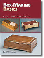 Box Making Basics