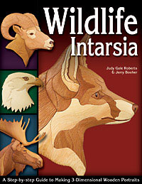 Wildlife Intarsia Patterns