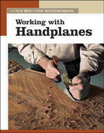 Working With Hand Planes Book