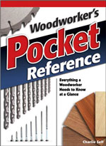 Woodworkers Pocket Reference