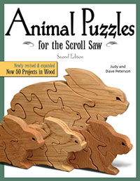 Wood Animals Patterns