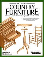 American Country Furniture Book