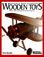 The Great Book Of Wooden Toy's