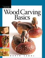 Wood Carving Basics Book