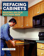 Refacing Cabinets by Herrick Kimball