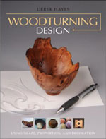 Woodturning Design by Derek Hayes