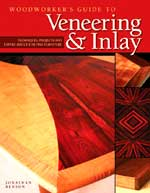 Woodworkers Guide To Veneering Book