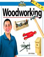 Woodworking Kid skills Book