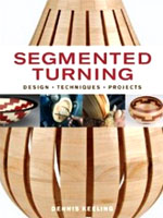 Segmented Turning  Book by Dennis Keeling