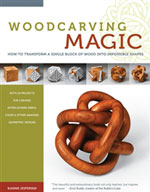 Over 25 amazing designs and projects for woodcarving. From flat rings, to linked cages, to magic spheres and beyond—this is a book that will keep woodcarvers challenged for a long time! Each project includes detailed diagrams illustrating the carving process along with notes from the author about the composition and design.