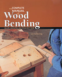 Complete Manual of Wood Bending