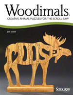 Creative Animal Puzzles for the Scroll Saw