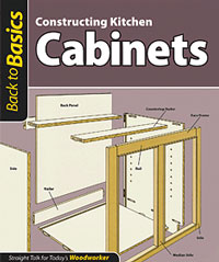 Woodworking Cabinetry Books