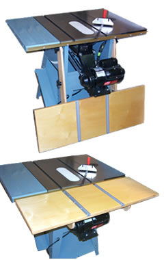 "16"" Table Saw Extension"