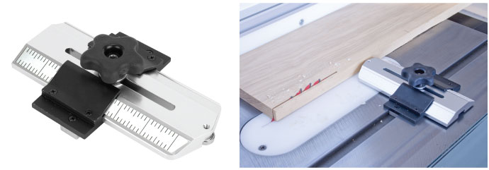 Saw Ripping Thin Rip Table Saw Jig