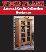 Arts-and-Crafts Collection Bookcase