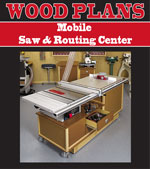 Mobile Sawing & Routing Center