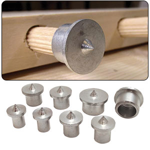 8 PIece Dowel / Tennon Center Set