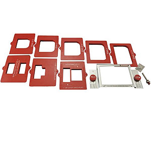 Milescraft 1213 Complete Door Mortising Kit