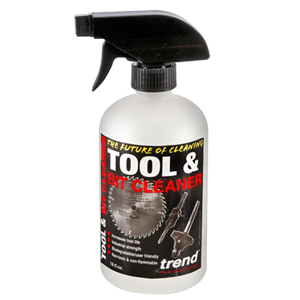 Trend Tool and Bit Cleaner