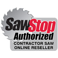 SawStop Authorized Dealer Logo