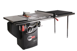 1.75 HP Professional Cabinet Saw