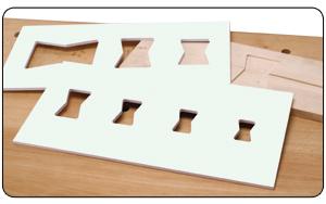 Inlay Kits Templates