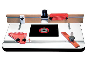 Peachtree Router Table Package No. 1 - AllThe Essentials