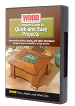 Complete Guide to Quick and Easy Projects