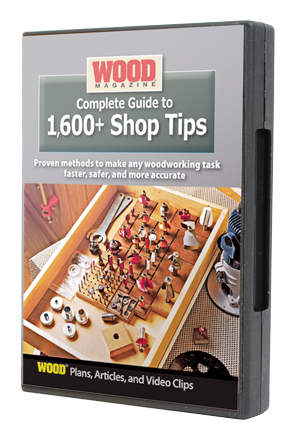 Complete Guide to1,600 Plus Shop Tips