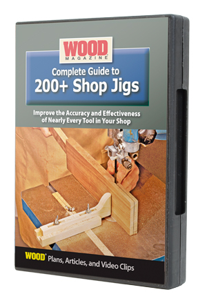 Complete Guide to 200 Plus Shop Jigs