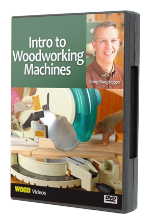 Intro to Woodworking Machines
