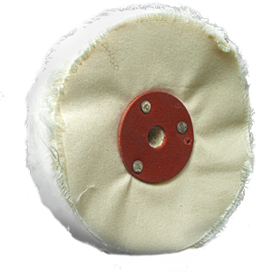 Robert Sorby Pro Edge Buffing Wheel (Mop)