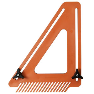 X- Large Fence Featherboard
