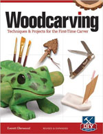 Woodcarving Techniques & Projects