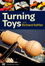 Turning Toys with Richard Raffan Multimedia DVD
