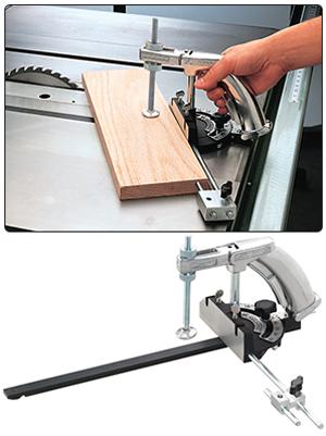 clamping miter gauge