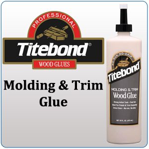 Titebond II Molding & Trim Glue