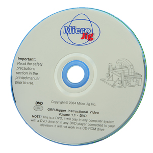 Gripper Instructional DVD