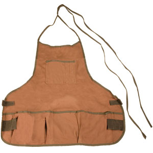 8 pocket Strong Canvas Bib Apron