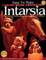 Easy To Make Inlay Wood Projects Intarsia