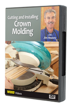 Cutting and Installing Crown Molding