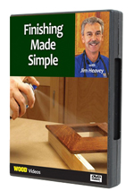 Finishing Made Simple