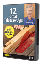 12 Great Tablesaw Jigs