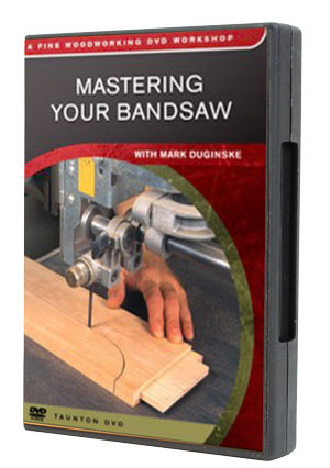 Mastering Your Bandsaw with Mark Duginski