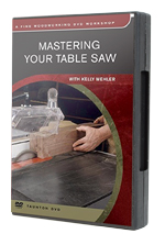 Table Saw DVD's