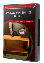 Wood Finishing Basics