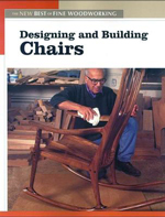 Designing and Building Chairs Book