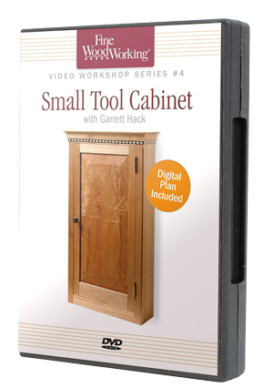 Small Tool Cabinet with Garrett Hack