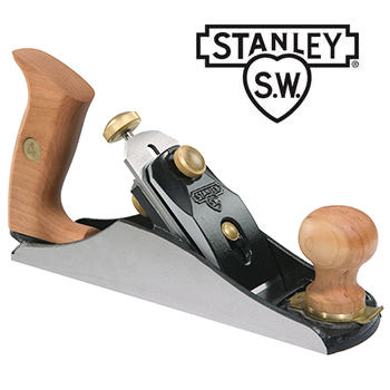 Stanley® Sweetheart No. 4 Smoothing Bench Plane 12-136